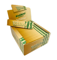 Rizla Bamboo King Size Rolling Paper 50 Booklets