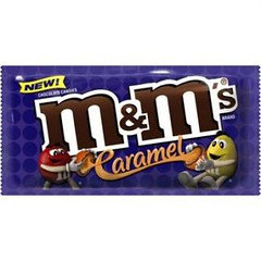 M&M's Caramel 39g x 24
