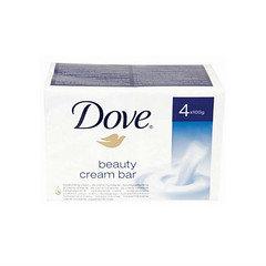 Dove beauty cream bar 4 pack