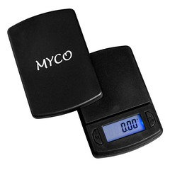 On Balance MYCO MK-100 Digital Mini Scale