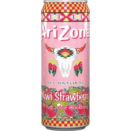Arizona  Kiwi Strawberry Fruit Juice Cocktail 680ml 24 Pack