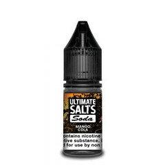 Ultimate Salts E-Liquid Soda Mango Cola 10ml