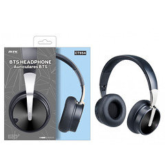 MTK BTS Headphone CT954 (Black&Silver)
