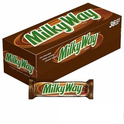 MilkyWay Bar 52.2g X 36