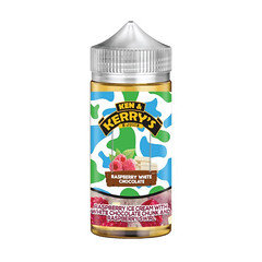 Ken & Kerry's E-liquid 100ml Raspberry White Chocolate