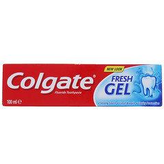 Colgate fresh gel 12 pack