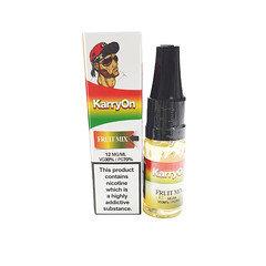 KarryOn E-Liquid 10ml 30VG/70PG Fruit Mix