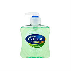 Carex aloe vera handwash 6 pack
