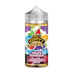 Ken & Kerry' s Fruity  E-liquid 100ml Grape Shangria