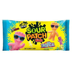 Sour Patch Kids Tropical 56g 24 Pack