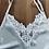 Thumbnail: Caraco blanc en dentelle