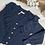 Thumbnail: Cardigan et mailles torsadées et boutons bijoux
