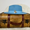 Thumbnail: Chapeau en laine bleu ciel