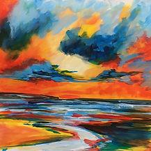Fiery Sky Painting.jpeg