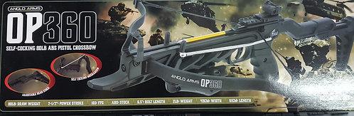 Op360 80lb crossbow