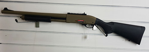 Gas pump shotgun