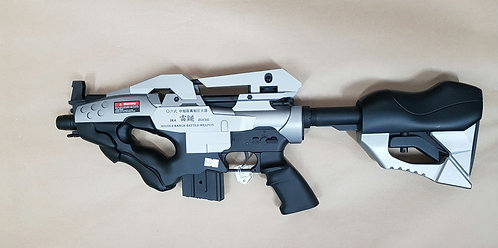 IKA zuchi middle range battle weapon