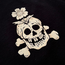 TOMBSTONED SHIRT - Front