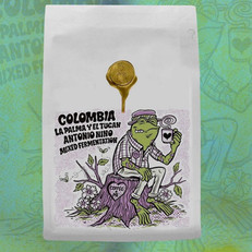 Coffee Bag for Brandywine Coffee Roasters