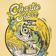 Charlie Starr Shirt Art