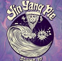 Ying Yang Pie -- Shirt Art