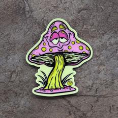 Shroomer Sticker