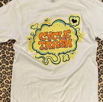 Cycle Trash -- Shirt Design