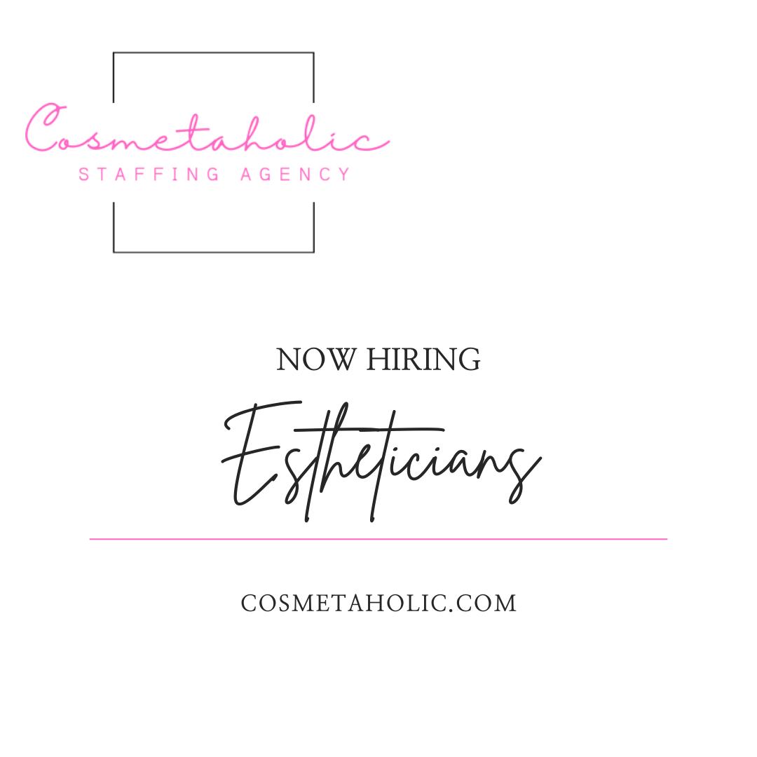 Estheticians Job Interview