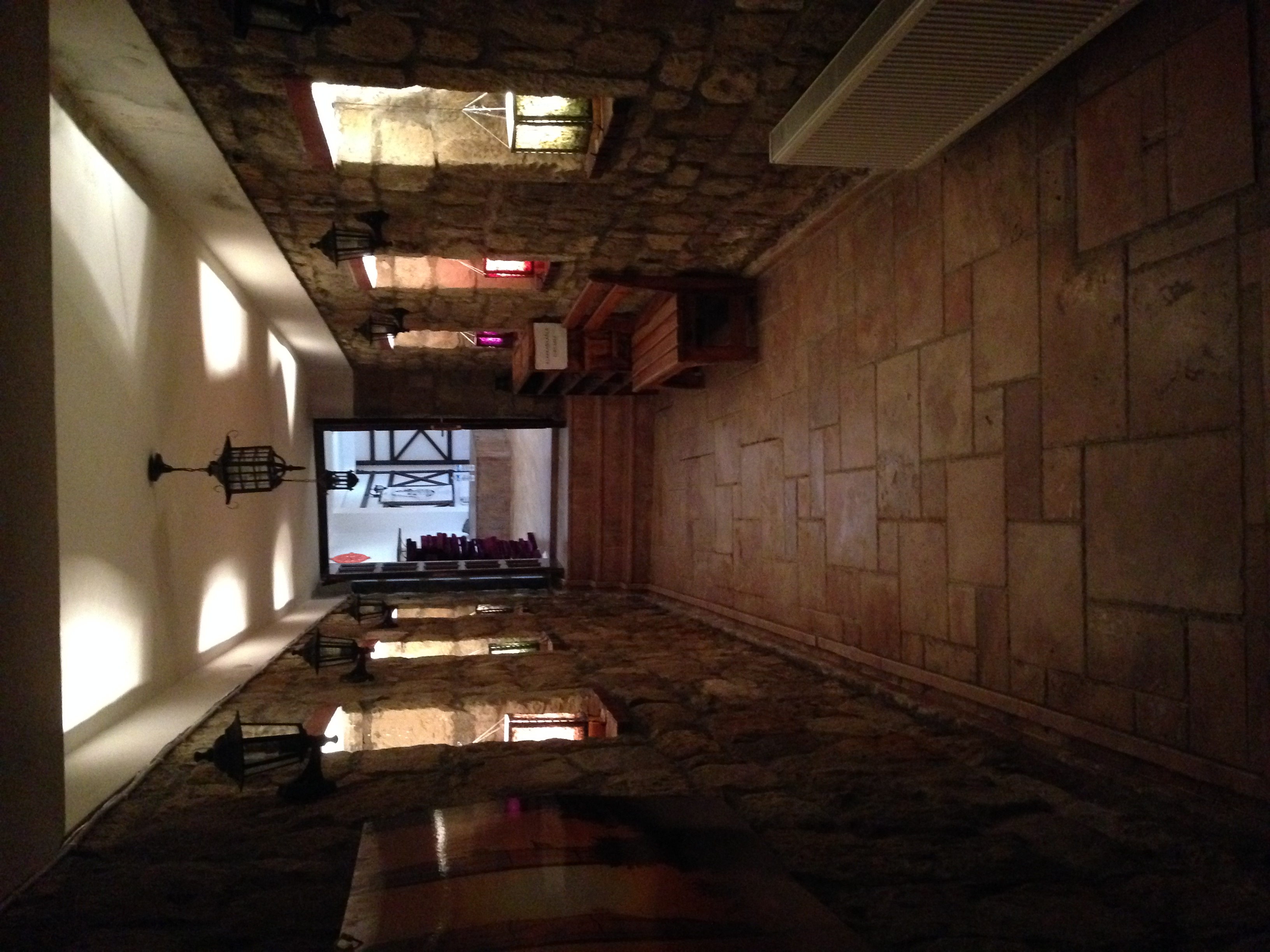 palmiye salon koridor