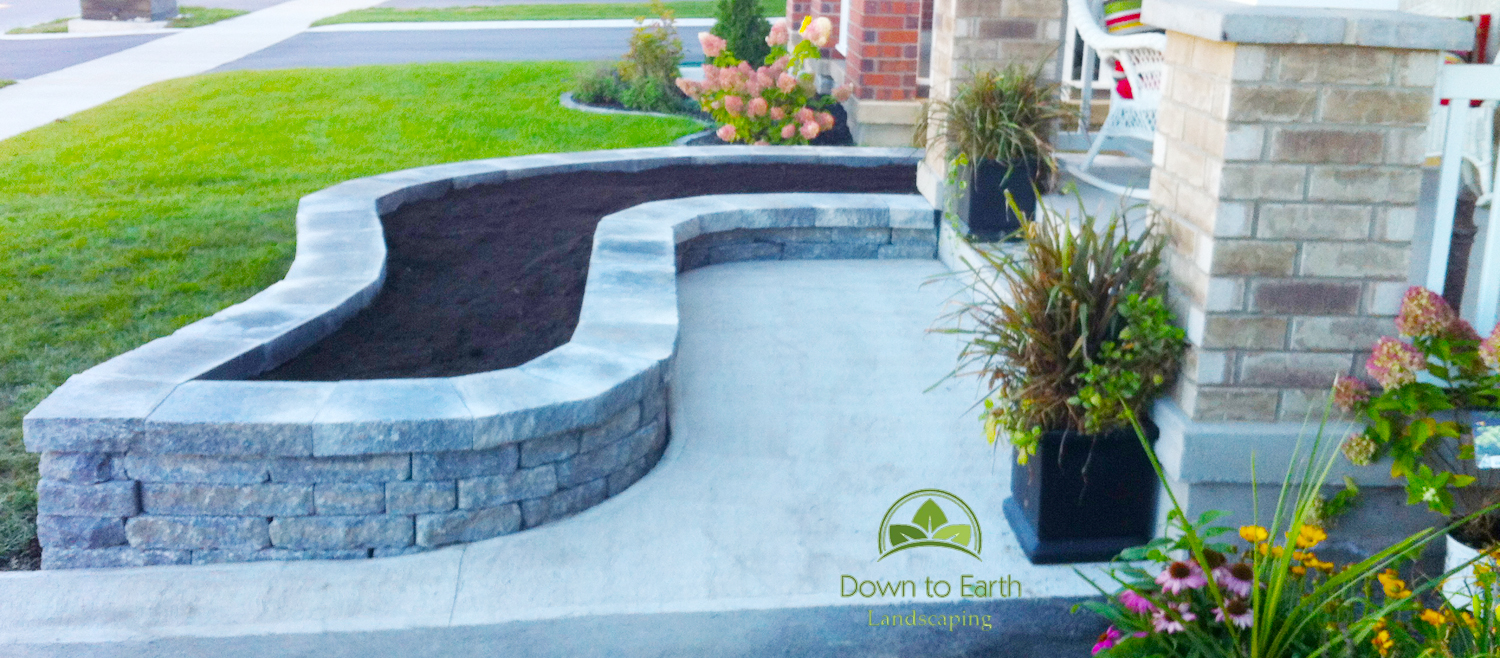 Down to Earth Landscaping