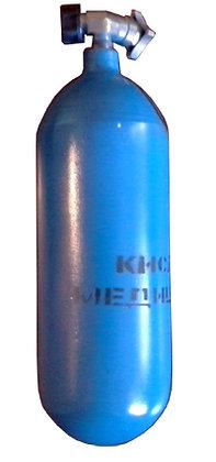 Баллон 1-литровый запасной к респиратору Р-34