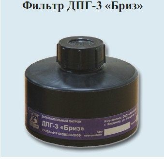 Фильтр ДПГ-3