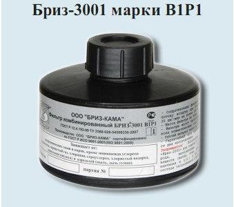 Фильтр Бриз -3001 марки В1Р1