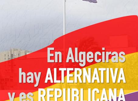 Objetivo Algeciras entrevista a Toni Martín, candidato a la alcaldía por Alternativa Republicana.