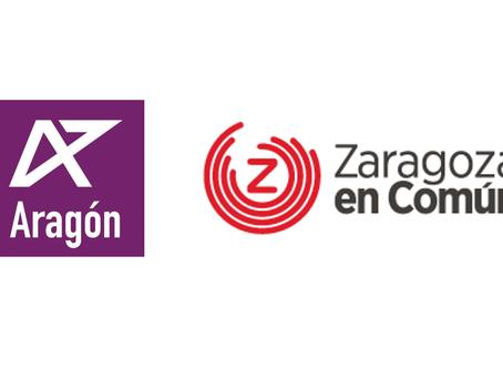 Alternativa Republicana Aragón apoya a Zaragoza en Común en las elecciones municipales