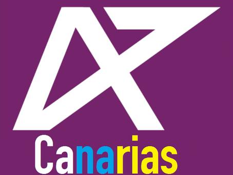 Candidatura de Canarias Decide en Gáldar, con presencia de Alternativa Republicana