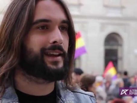 VÍDEO: Presentación de Alternativa Republicana en las Elecciones Europeas