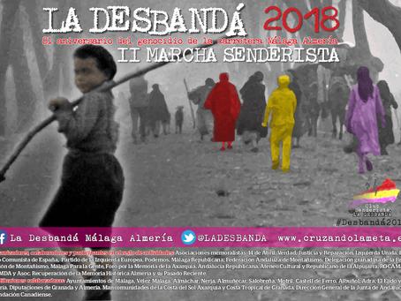 #Desbandá2018. ¡Necesitamos solidaridad!