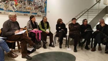 Reunión a la que asistió Alternativa Republicana, representada por el Vocal de Movimientos Sociales de la CEF Enós Tomás Pastrana.