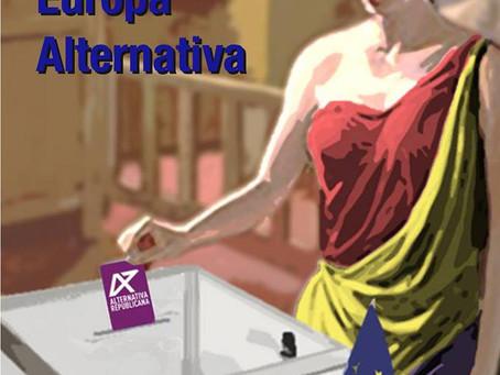 Programa electoral de Alternativa Republicana en las elecciones europeas