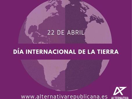 Día Internacional de la Tierra.