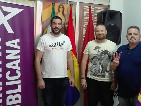 Nueva Comisión Ejecutiva de la Federación de Andalucía de Alternativa Republicana