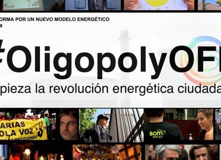 #OligopolyOFF: retrato de la política energética española