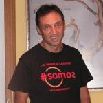 Javier Sola. Secretario General de # SOMOS Alternativa Republicana Aragón.
