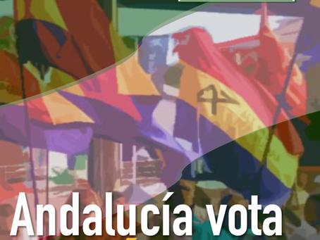 #AndaluciaVotaRepública El 2 de diciembre vota Alternativa Republicana.