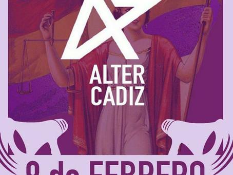 Acto de presentación de Alternativa Republicana en Cádiz