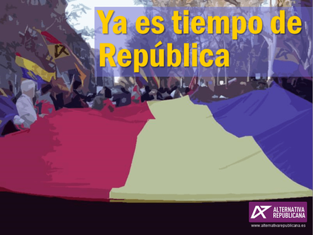 ¿Por qué necesitamos una III República?