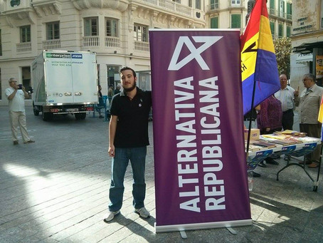 Nuestra candidatura: Jesús Fernández Jimenez (número 7)
