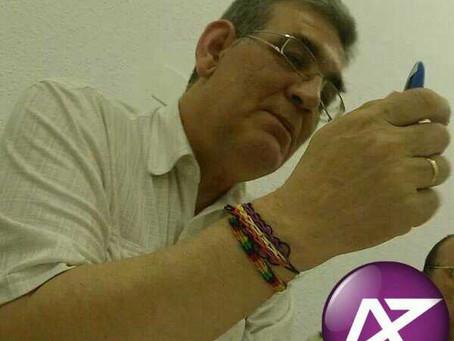 Nuestra candidatura: Enós Tomás Pastrana Delgado (número 25)