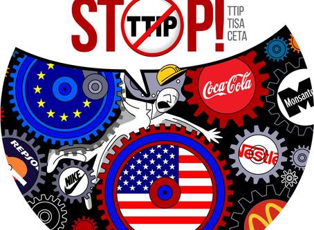 Vídeo. TTIP: El negocio del dinero
